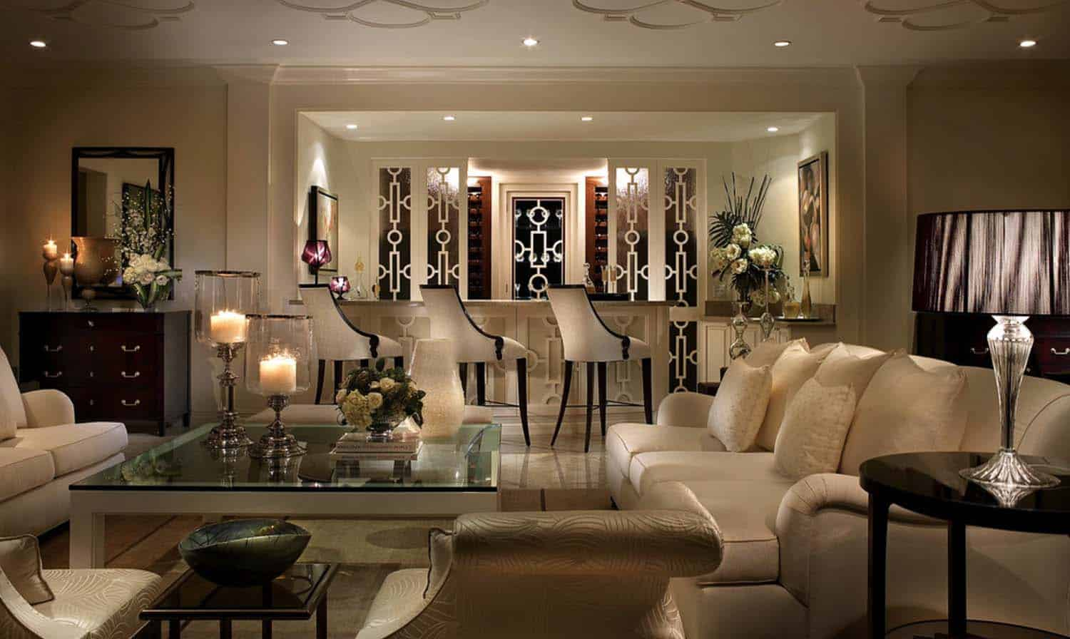 9 Elegant living rooms that are brilliantly designed