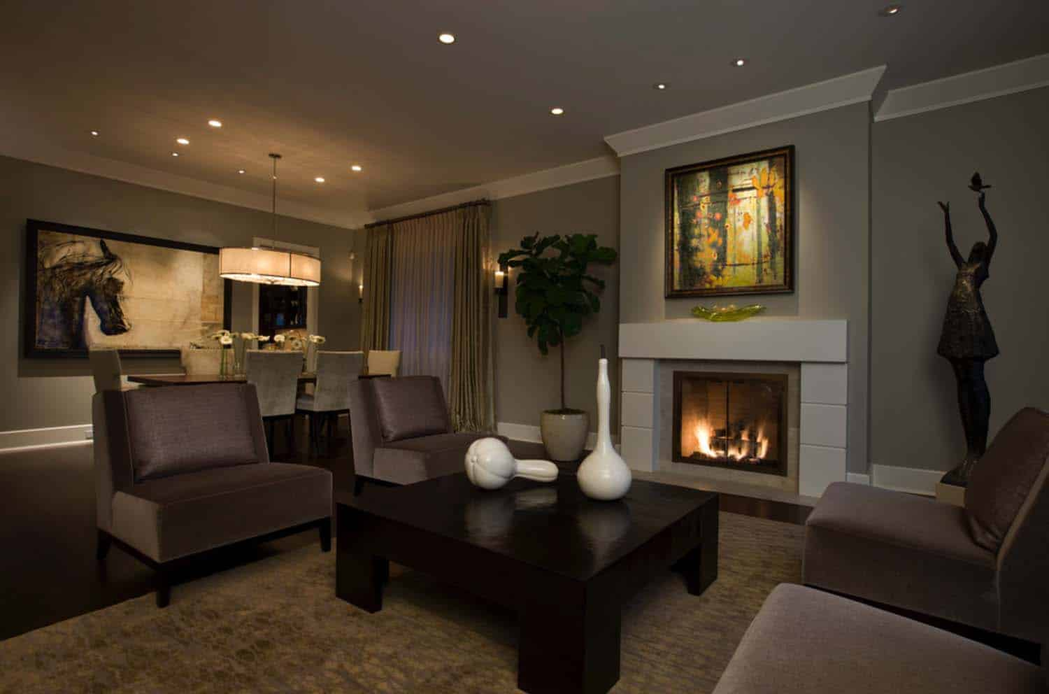 Attractive Elegant Living Rooms 36 1 Kindesign