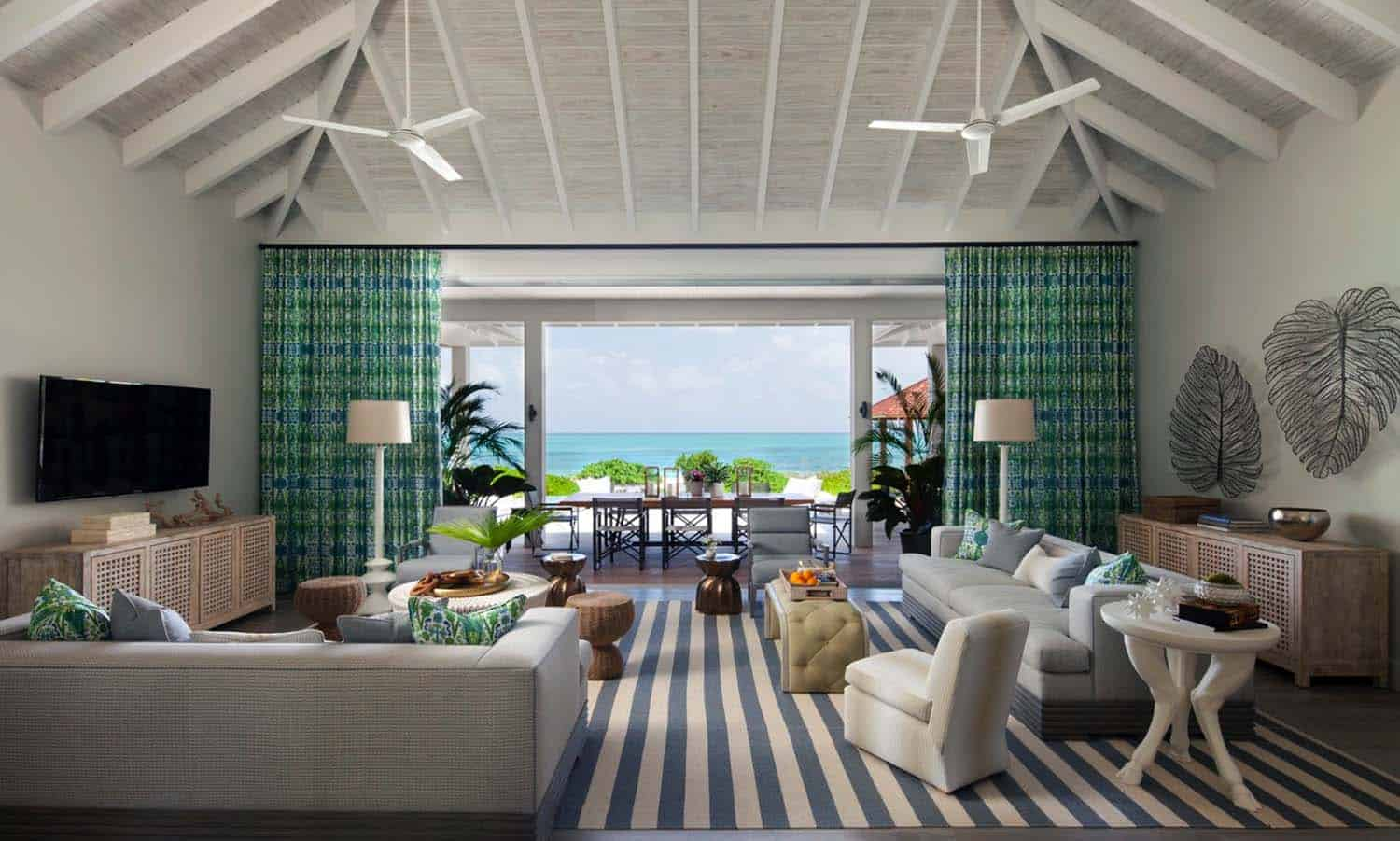 Grace Bay Club Residence-Thom Filicia-09-1 Kindesign