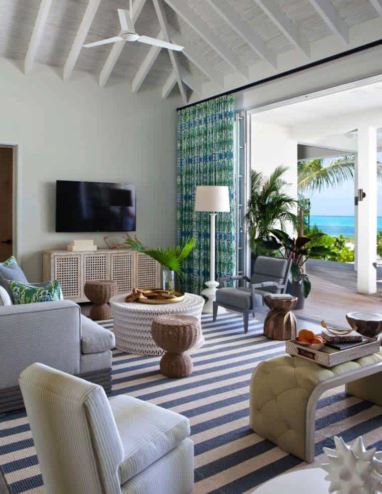 Grace Bay Club Residence-Thom Filicia-11-1 Kindesign