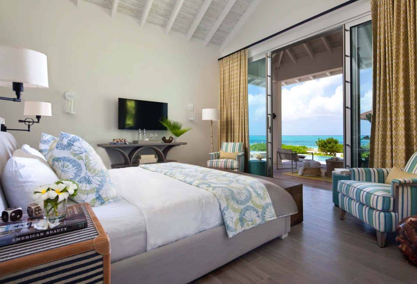 Grace Bay Club Residence-Thom Filicia-16-1 Kindesign