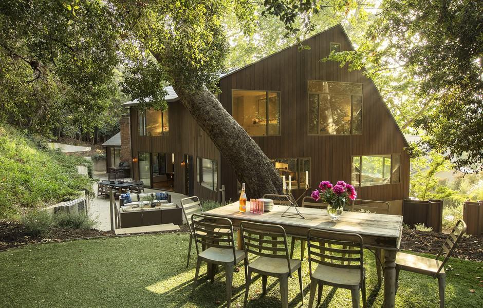 Hillside Residence-Los Feliz-17-1 Kindesign