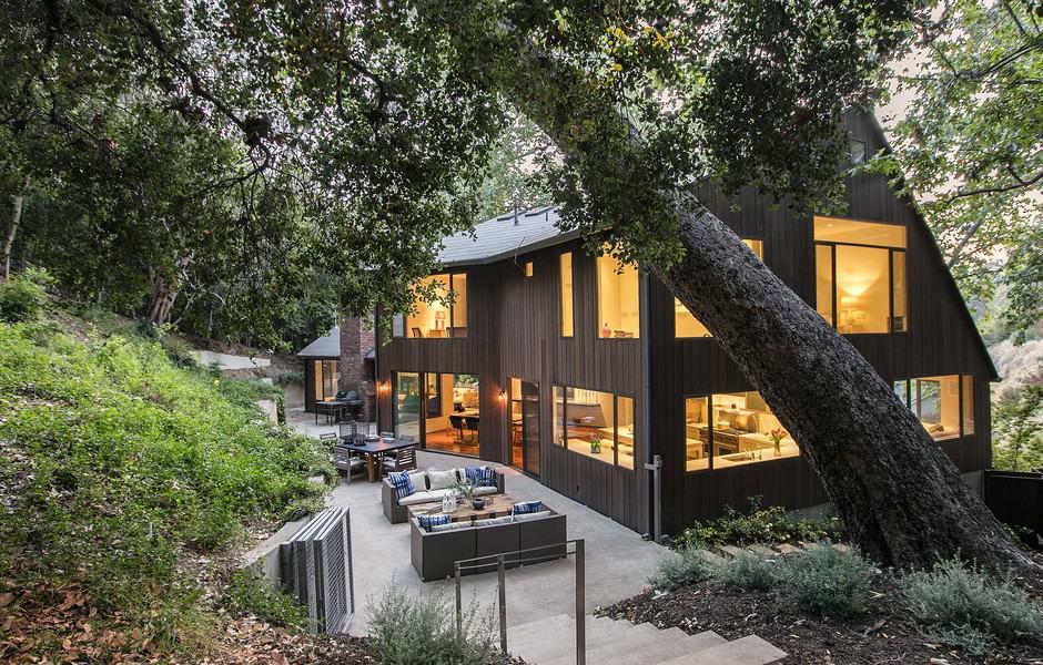 Hillside Residence-Los Feliz-22-1 Kindesign