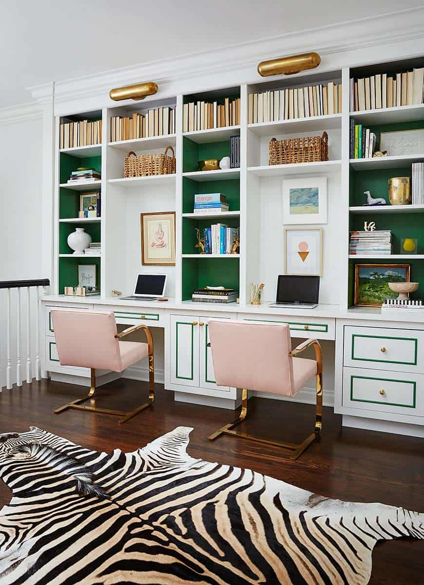 Home Office Library Ideas-13-1 Kindesign