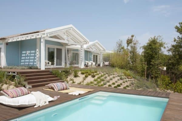 featured posts image for A charming seaside cabin on the beach of Portugal