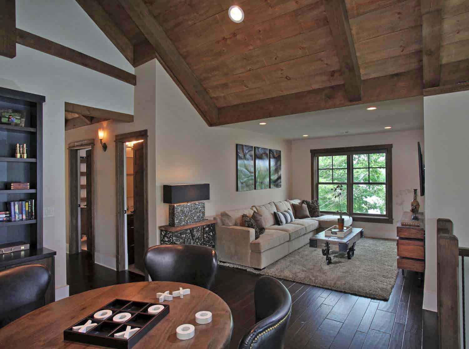 Lake Bluff Lodge-Modern Rustic Homes-07-1 Kindesign