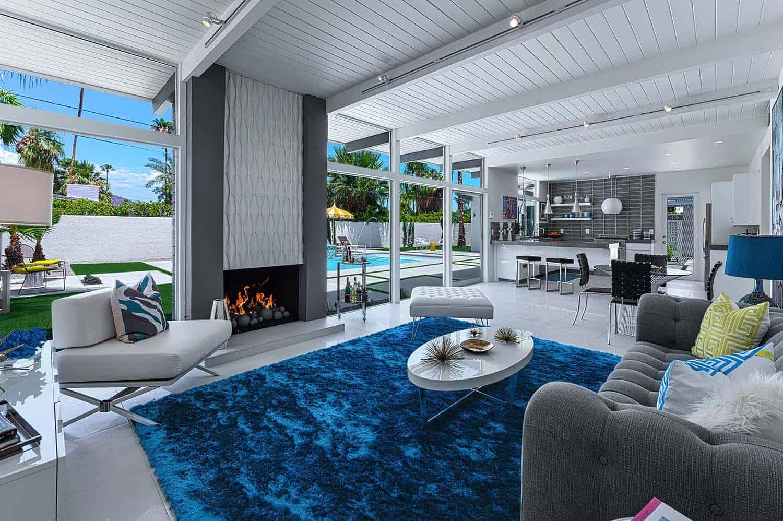 Midcentury Home Remodel-H3K Design-04-1 Kindesign