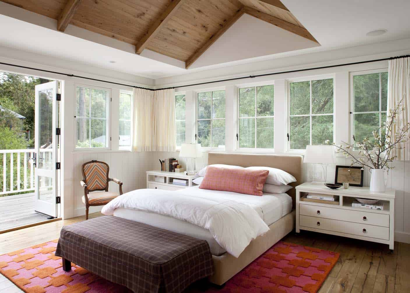 Modern Mill Valley Farmhouse-Ken Linsteadt Architects-010-1 Kindesign
