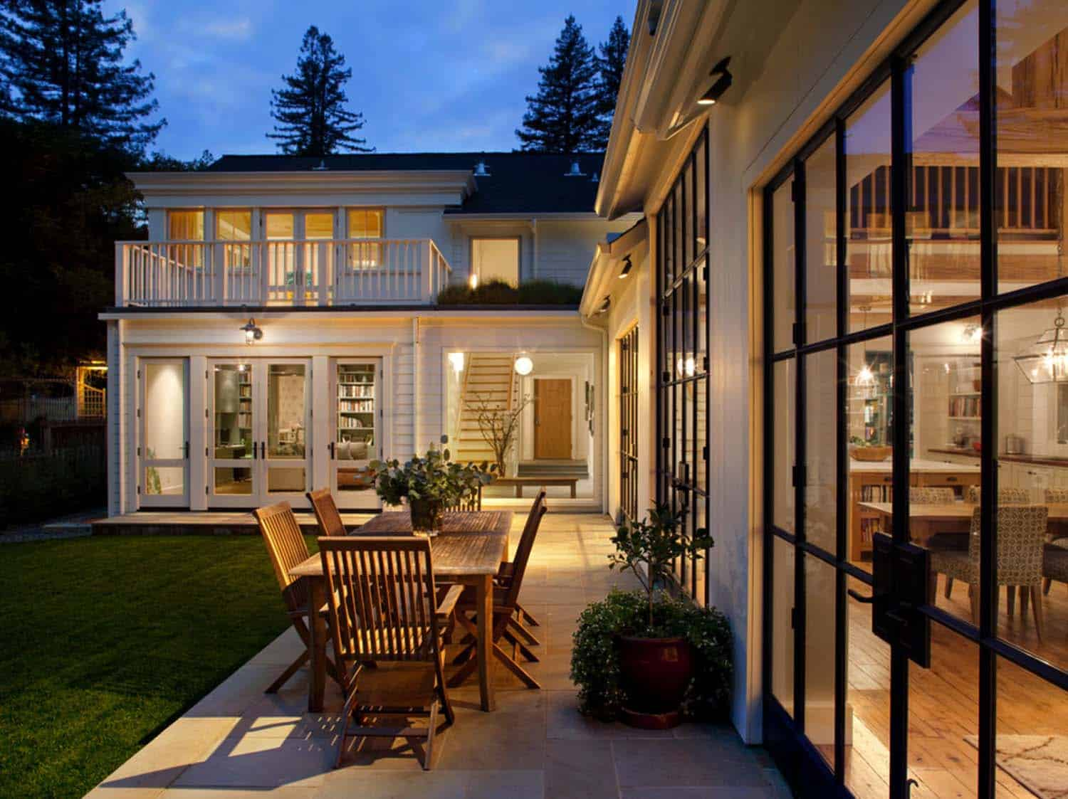 Modern Mill Valley Farmhouse-Ken Linsteadt Architects-14-1 Kindesign
