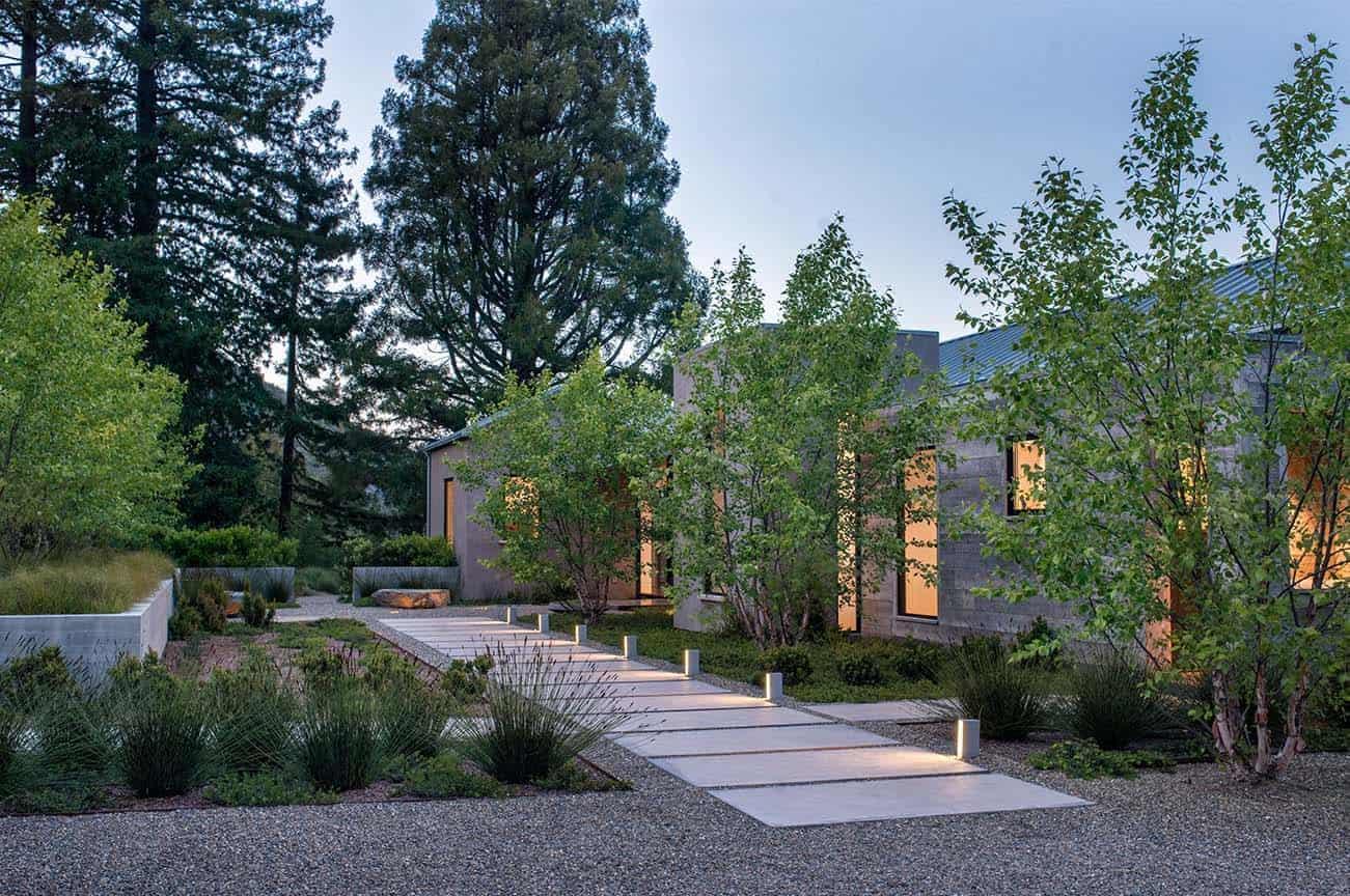 Modern Weekend Getaway-Ken Linsteadt Architects-01-1 Kindesign