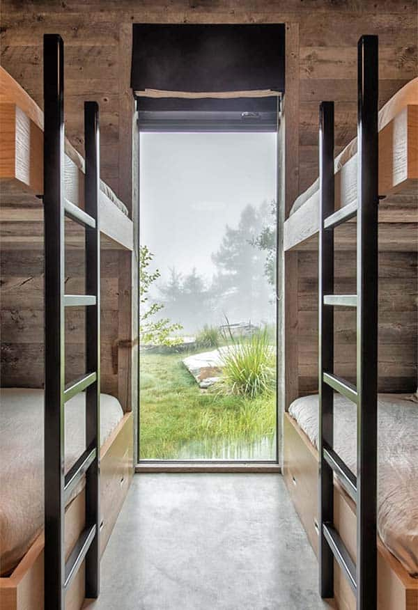 Modern Weekend Getaway-Ken Linsteadt Architects-09-1 Kindesign