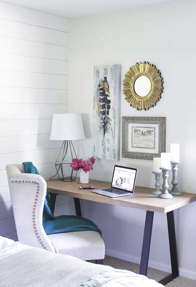 25 Fabulous Ideas For A Home Office In The Bedroom