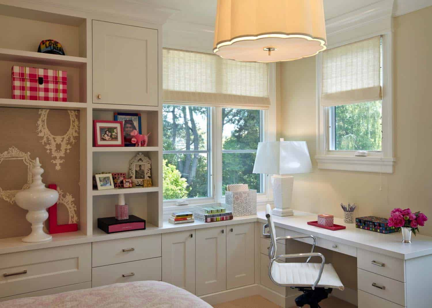 Office in Bedroom Ideas-13-1 Kindesign