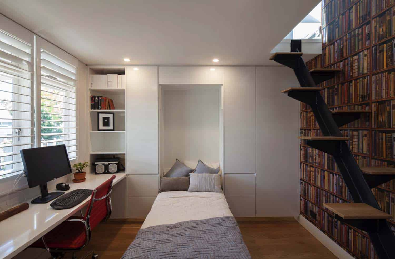 11 Fabulous ideas for a home office in the bedroom