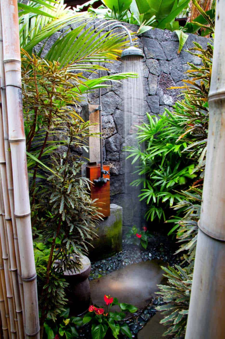 Outdoor Shower Design Ideas-22-1 Kindesign