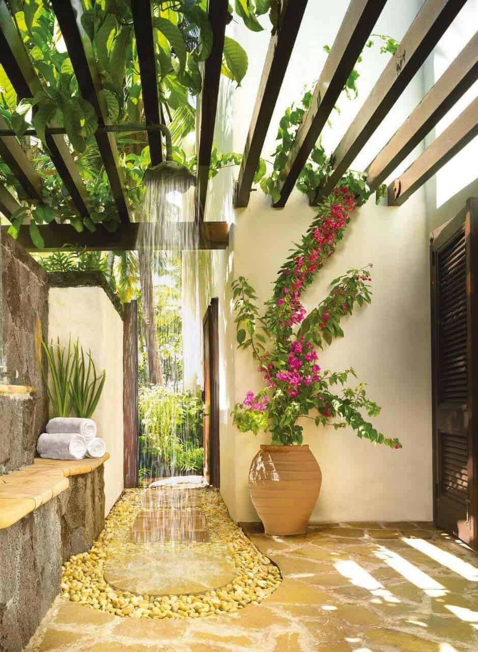 Outdoor Shower Design Ideas-30-1 Kindesign
