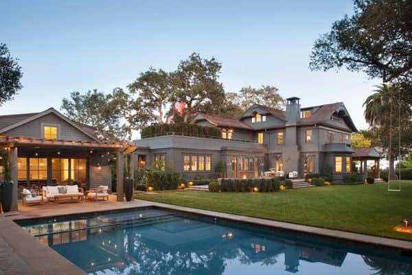 featured posts image for Magnificent 18th century estate reborn in Palo Alto: Gray Gables