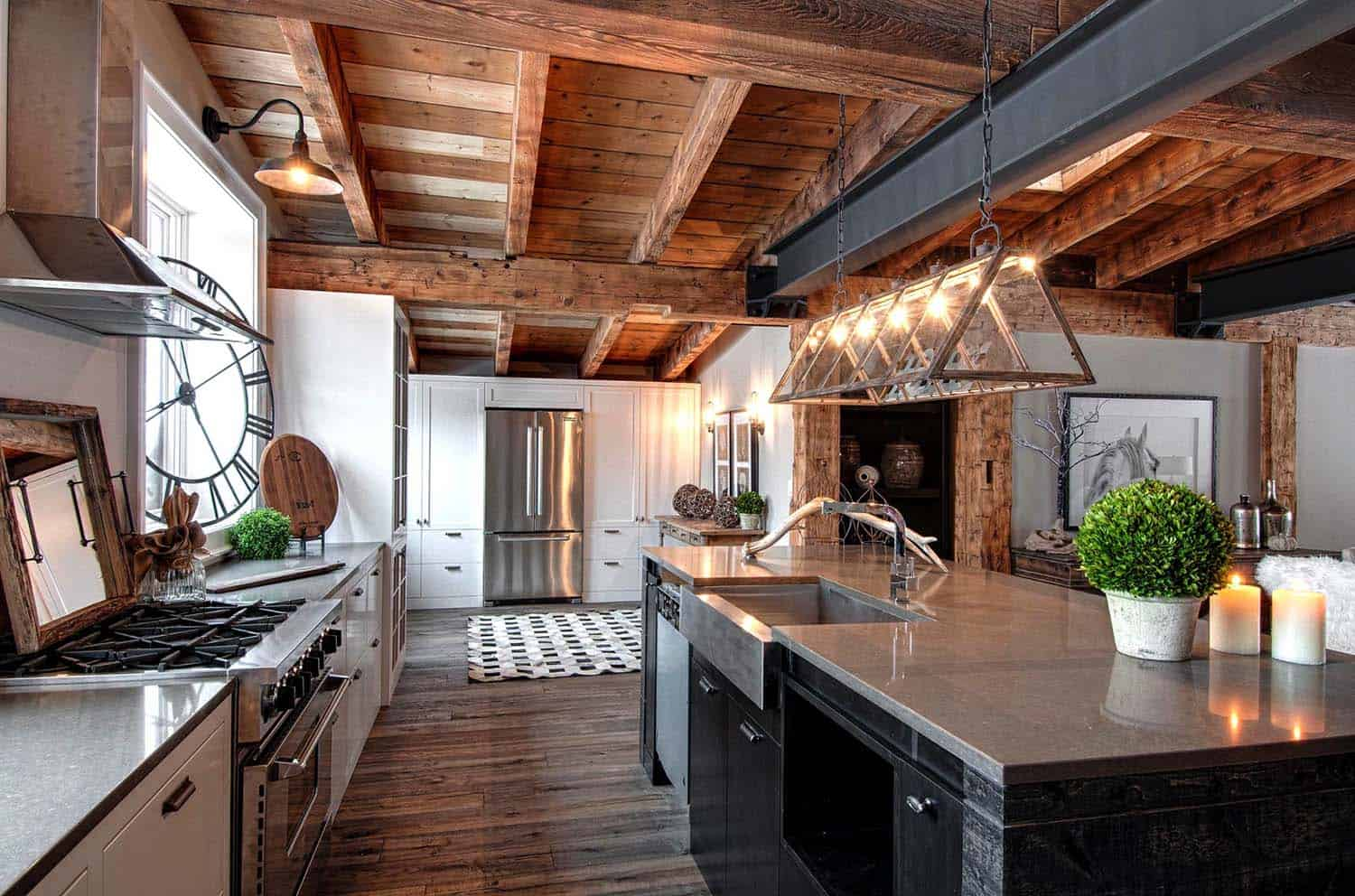 Rustic-Modern-Design-Timberworx Custom Homes-03-1 Kindesign