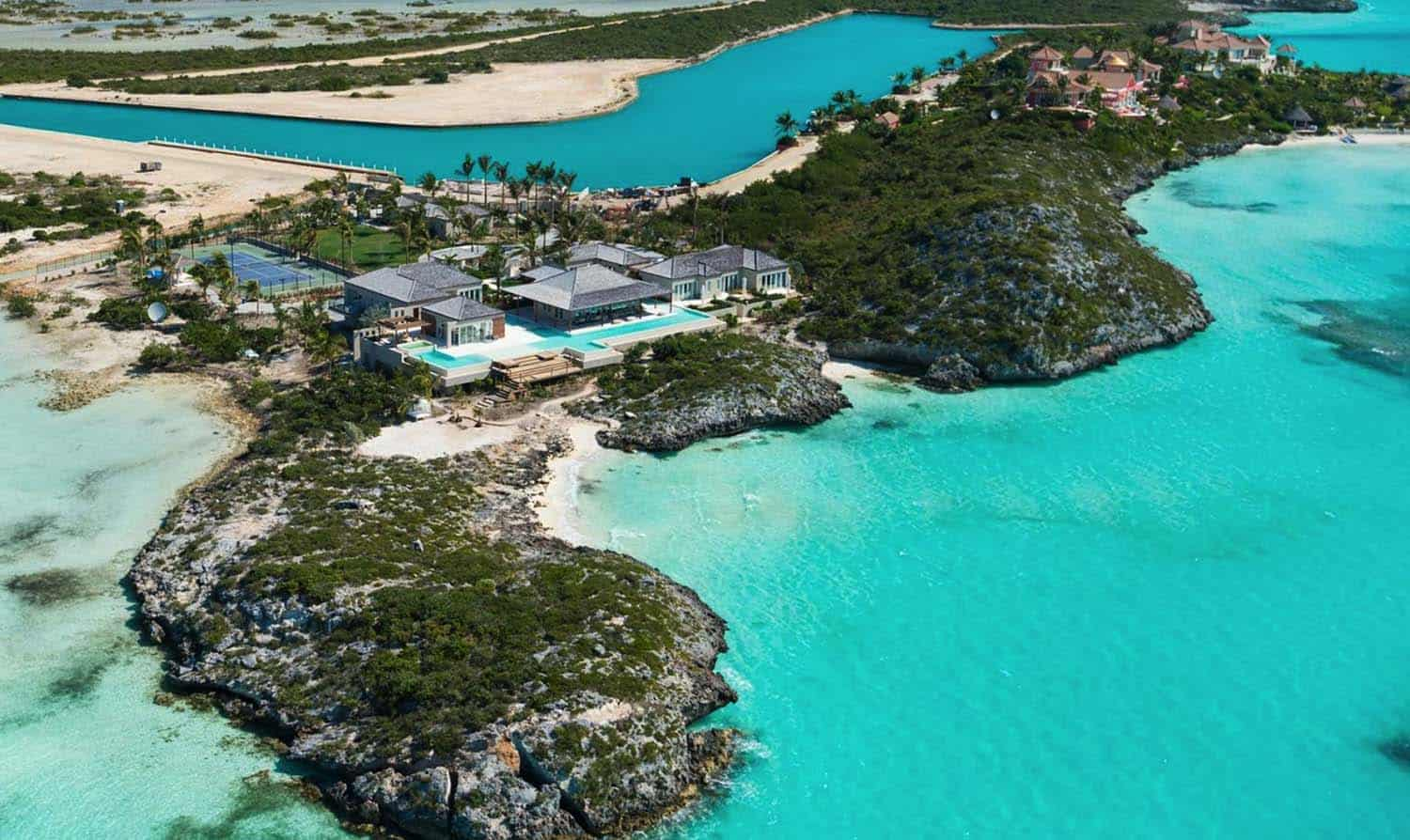 A Caribbean Oasis On Turks Amp Caicos Island Turtle House