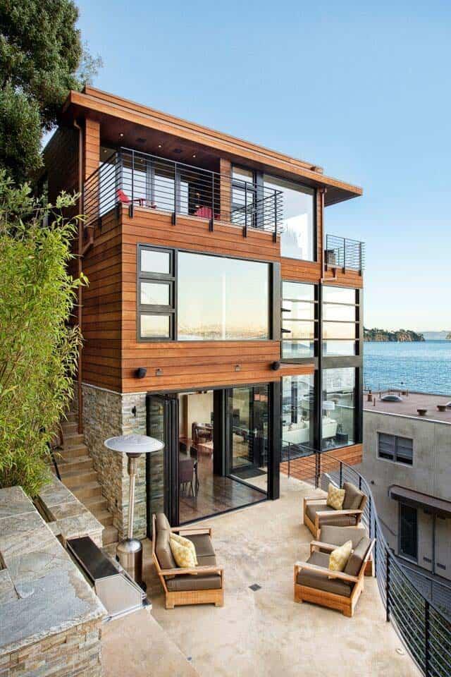 Bridgeway Cliff House-Michael Rex Associates-02-1 Kindesign