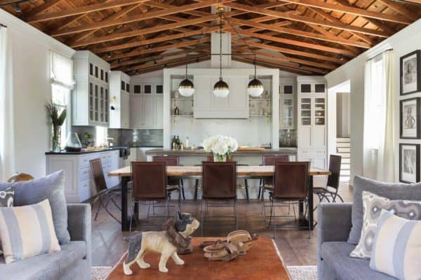 featured posts image for Historic church in Mill Valley transformed into stylish family home