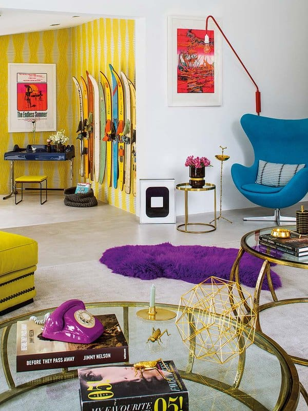 Colorful Waterfront Home-Christine Leja-05-1 Kindesign