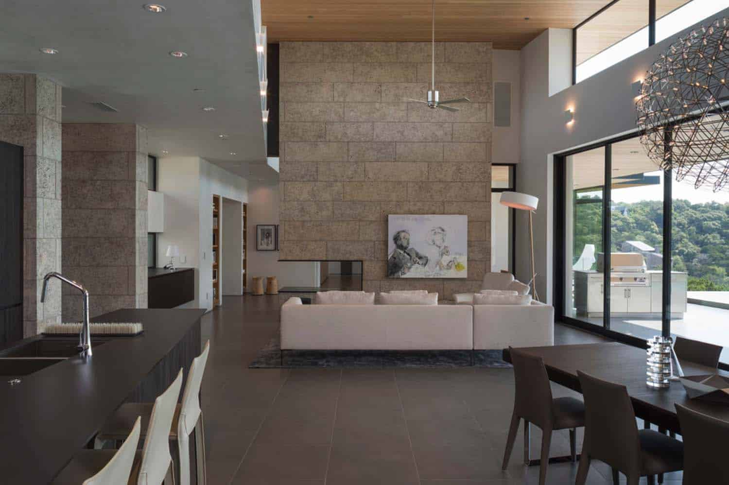 Contemporary Hill Country Home-Dick Clark Associates-08-1 Kindesign