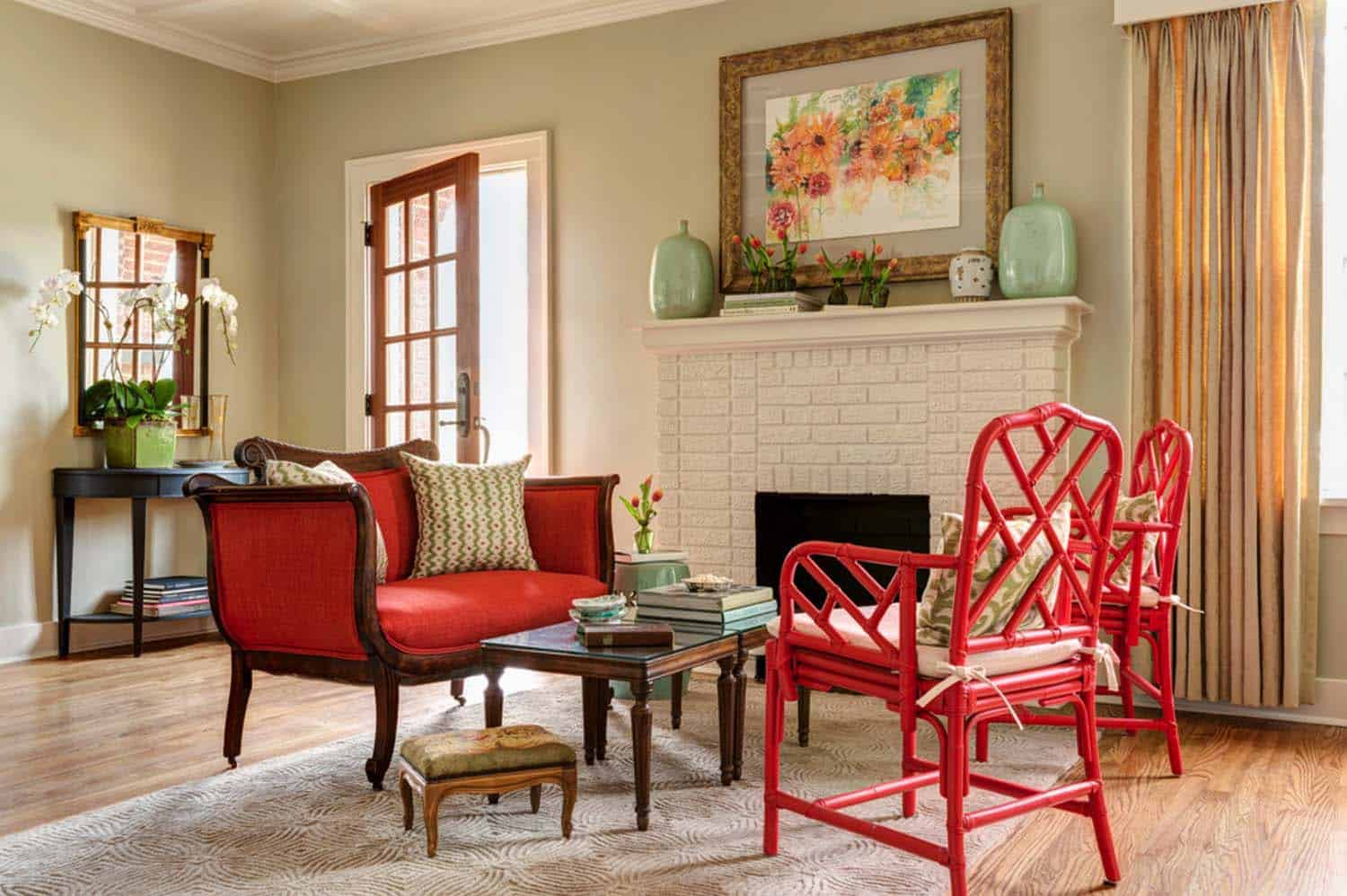 Eclectic Style Residence Kathyrn LeMaster Art Design 02 1 Kindesign