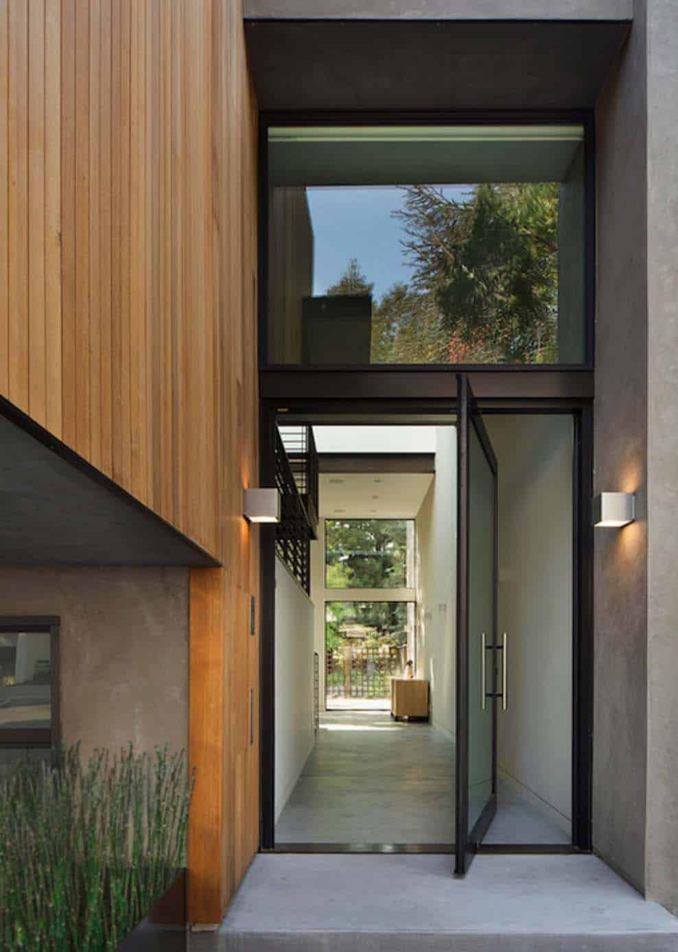 Eichler-Inspired Townhouse-John Lum Architecture-02-1 Kindesign