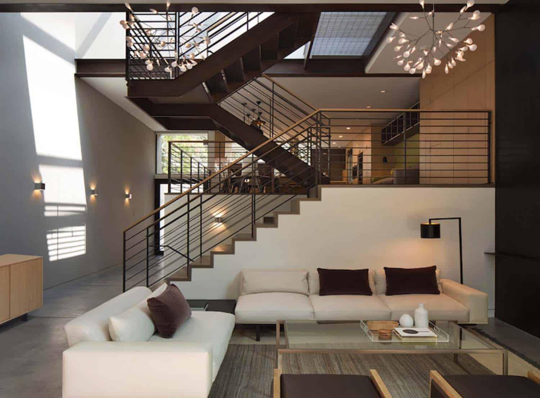 Eichler-Inspired Townhouse-John Lum Architecture-09-1 Kindesign