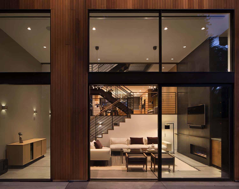 Eichler-Inspired Townhouse-John Lum Architecture-18-1 Kindesign