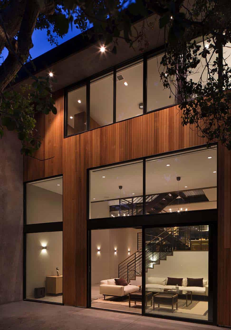 Eichler-Inspired Townhouse-John Lum Architecture-19-1 Kindesign