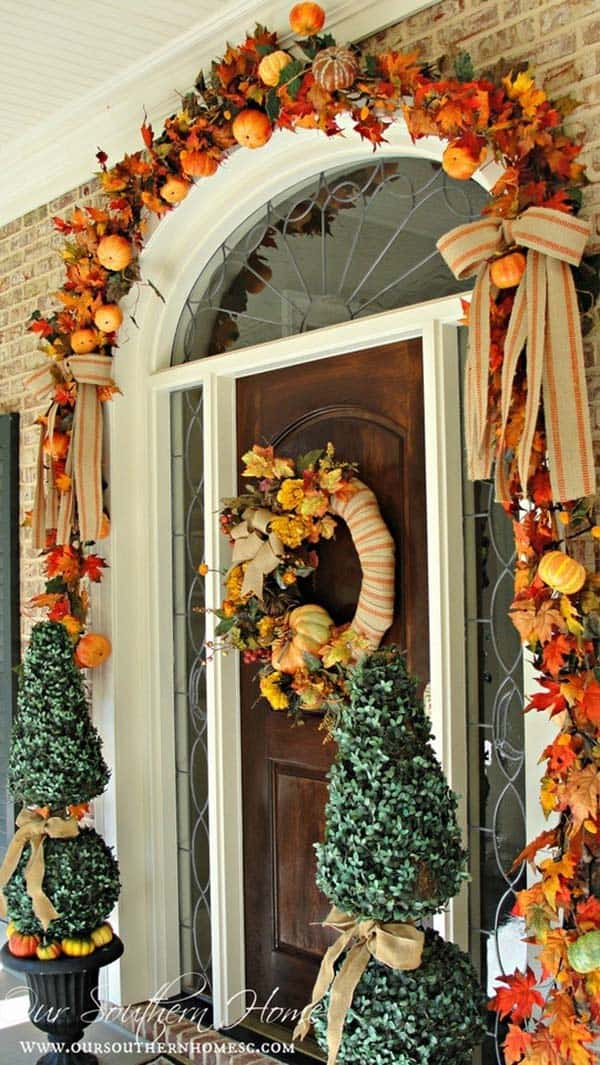 Fall Outdoor Decorating Ideas-06-1 Kindesign