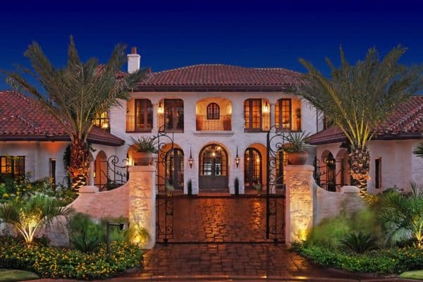 featured posts image for Exquisite Mediterranean style residence on Lake Austin, Texas