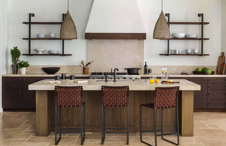 Mediterranean Style Villa-Jute Interior Design-05-1 Kindesign