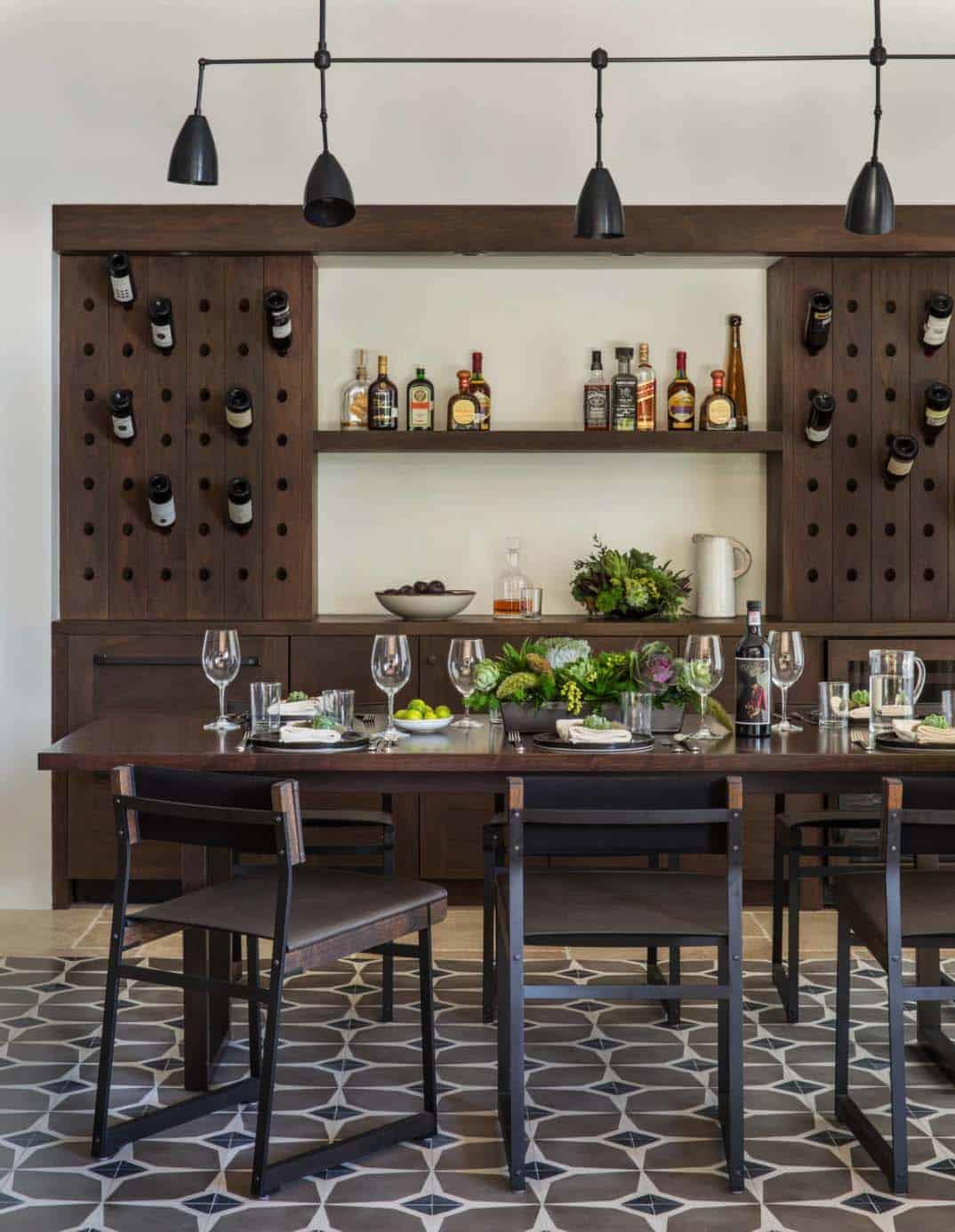 Mediterranean Style Villa-Jute Interior Design-06-1 Kindesign