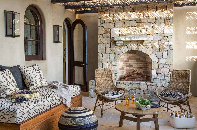 Mediterranean Style Villa-Jute Interior Design-11-1 Kindesign