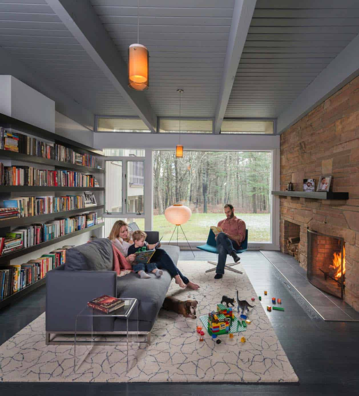 Mid-century Modern Home-Flavin Architects-10-1 Kindesign