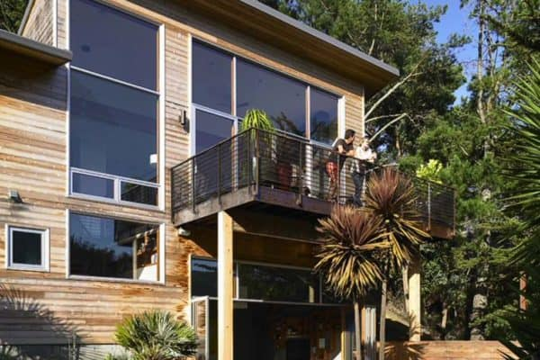 featured posts image for Family home in Mill Valley provides welcoming living spaces