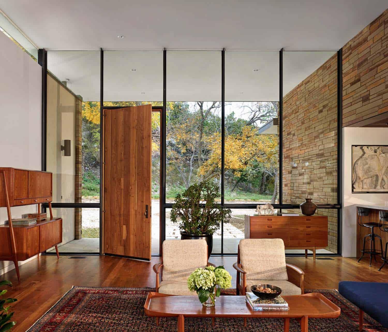 Modern Creekside Home-Baldridge Architects-02-1 Kindesign