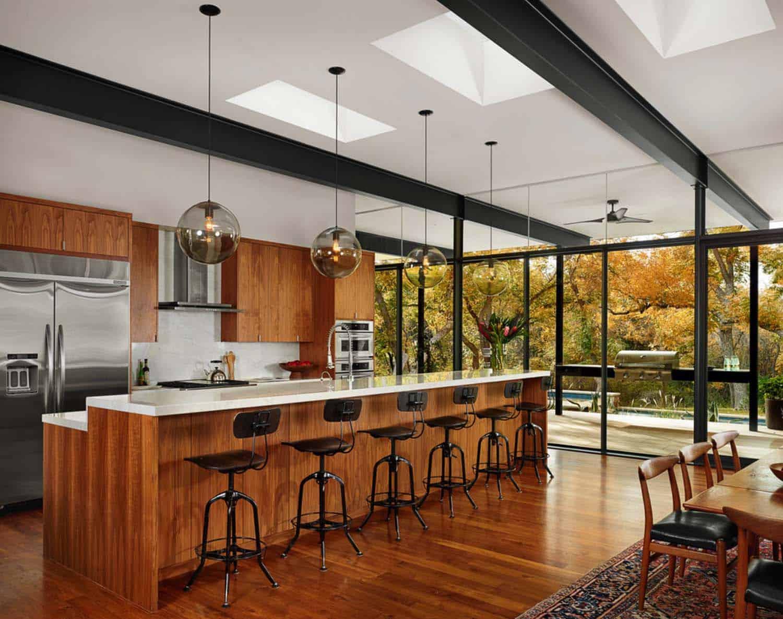 Modern Creekside Home-Baldridge Architects-03-1 Kindesign