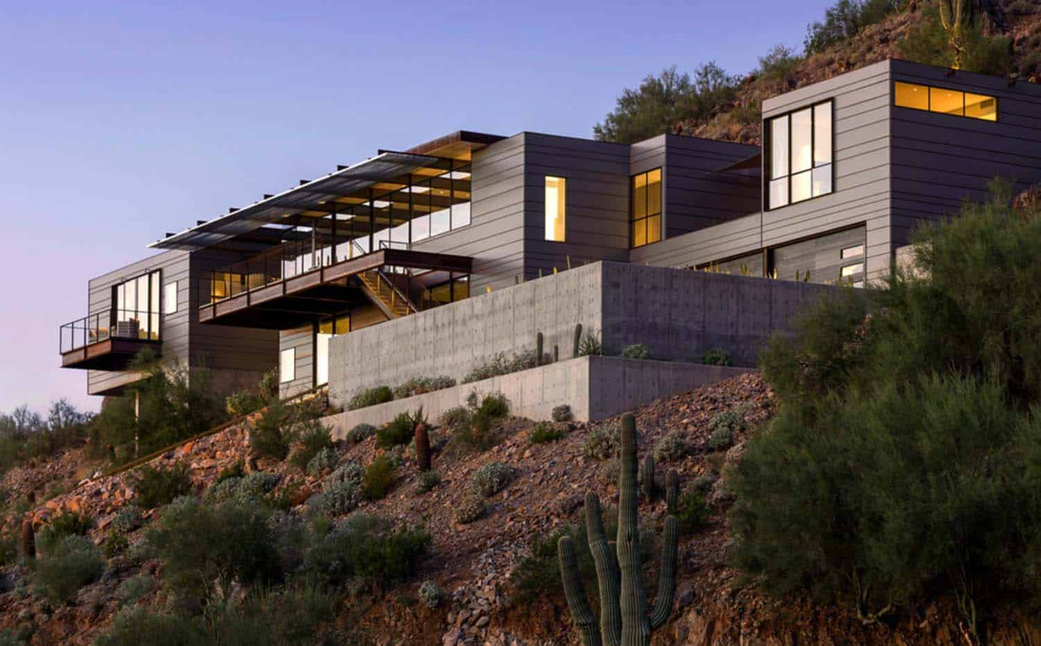 Arizona Building Modern House