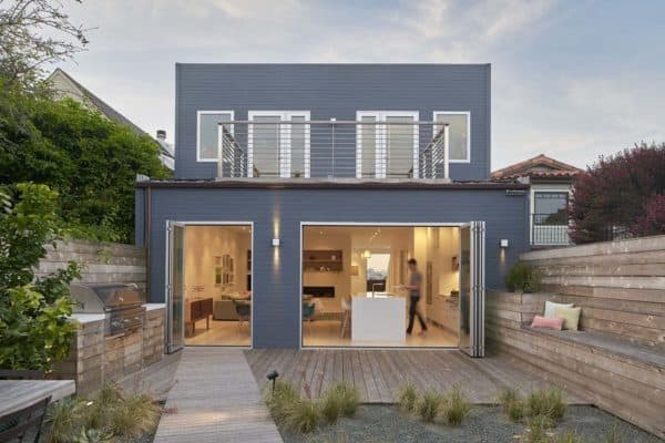 featured posts image for Modern family home is an urban oasis in San Francisco