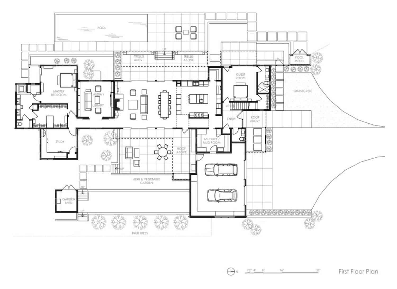 Modern Farmhouse-Gast Architects-033-1 Kindesign