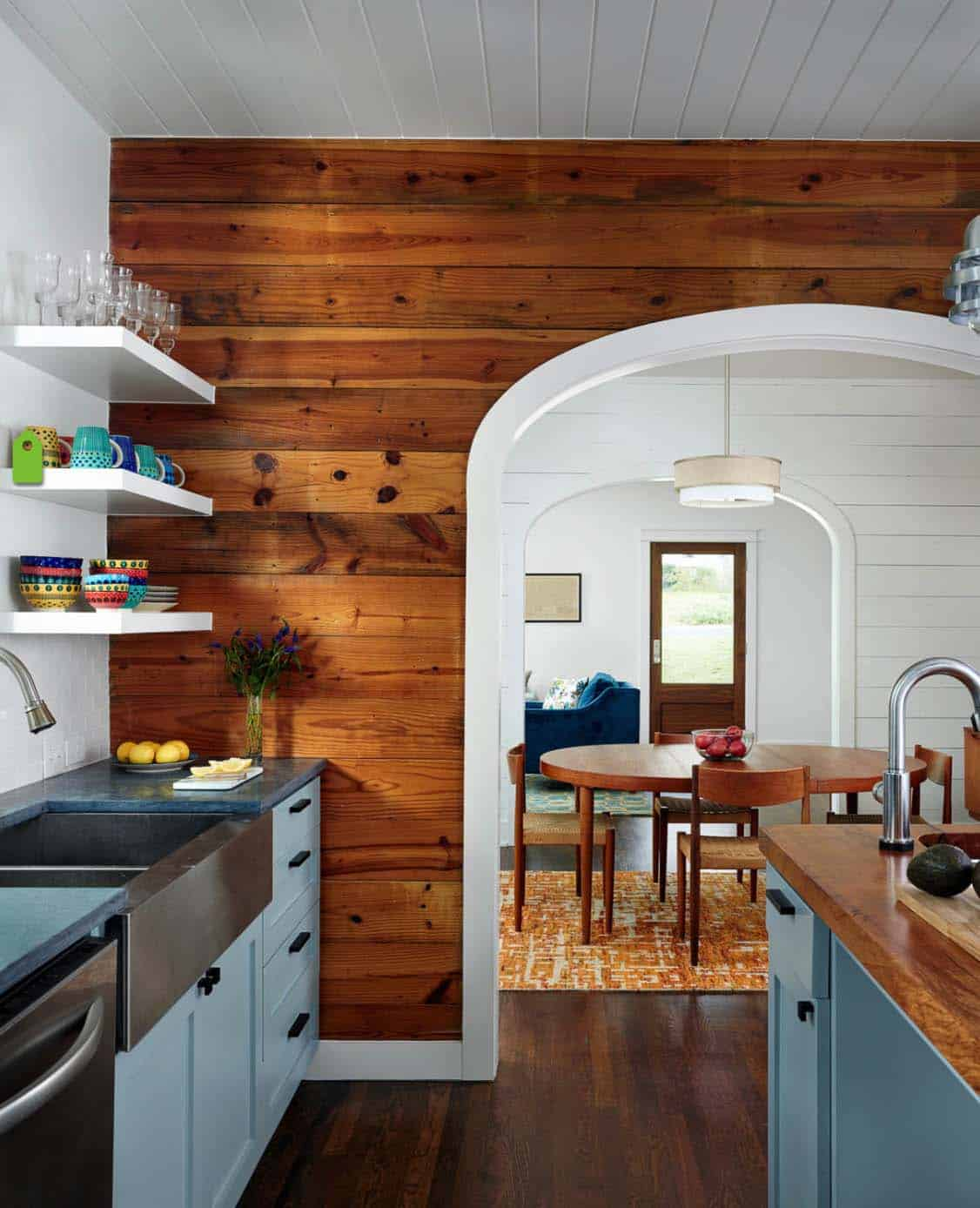 Shiplap Wall Ideas Home-06-1 Kindesign