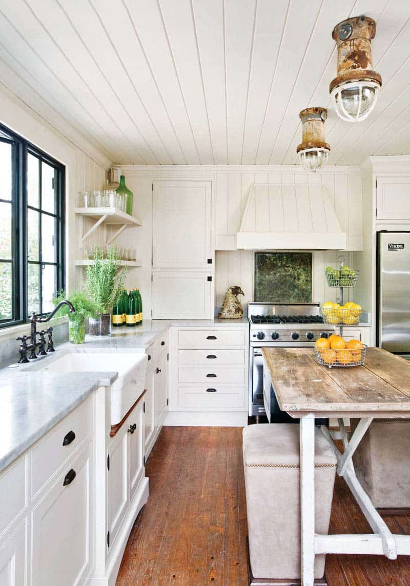 Shiplap Wall Ideas Home-28-1 Kindesign
