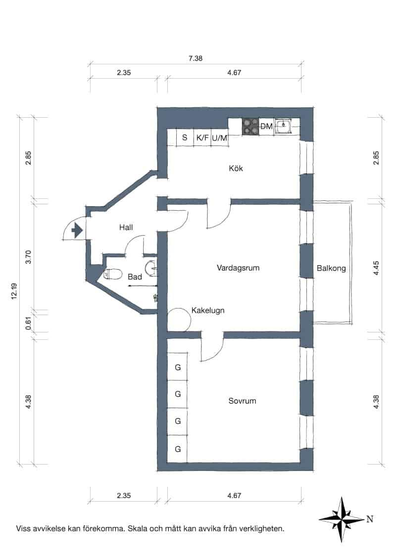 Small Apartment Design-43-1 Kindesign