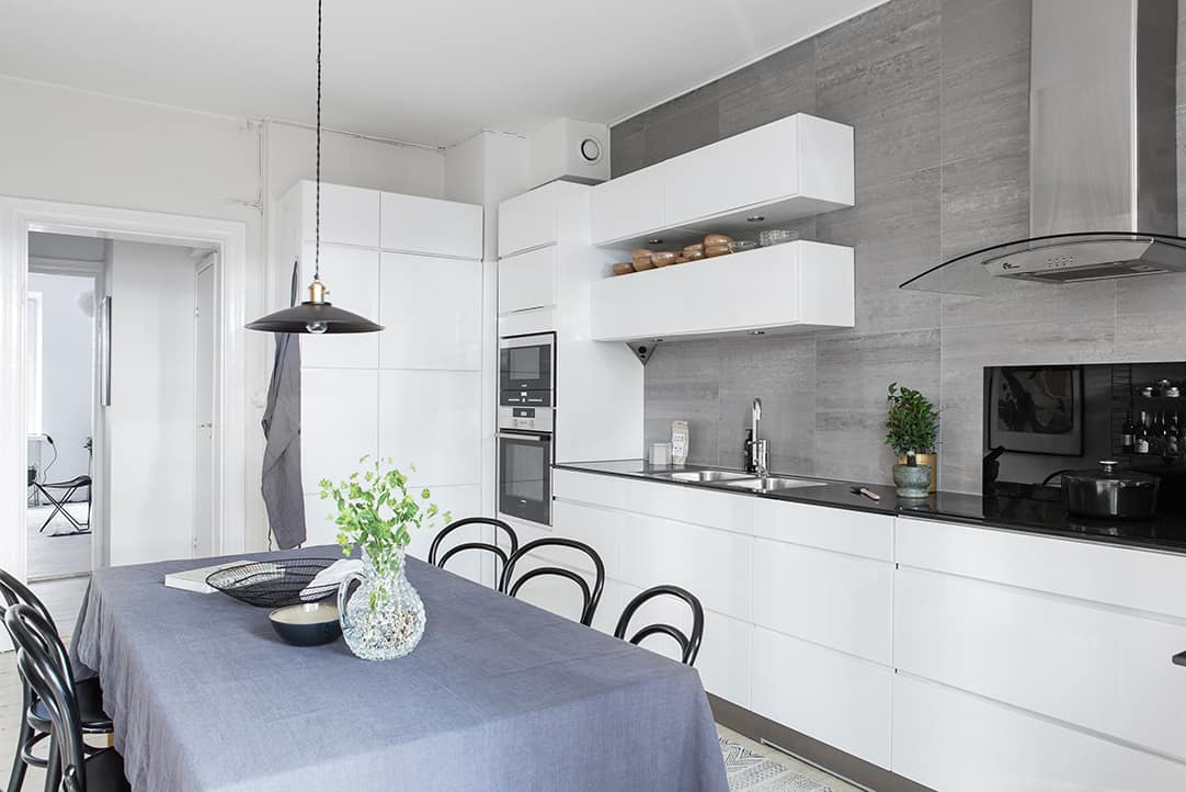 Small One Bedroom Apartment Interior-22-1 Kindesign