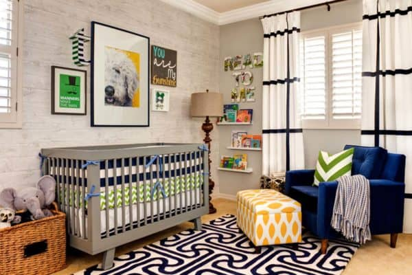 featured posts image for 45 Amazing decorating ideas to create a stylish nursery