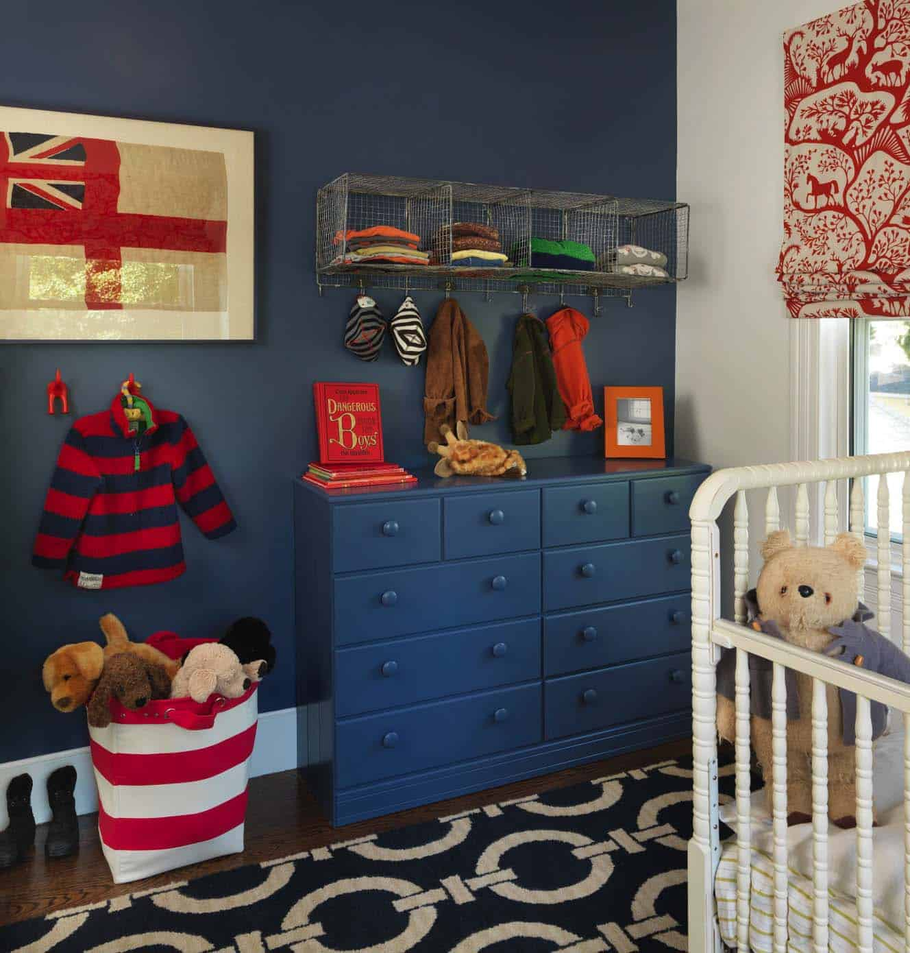 Stylish Nursery Decorating Ideas-12-1 Kindesign